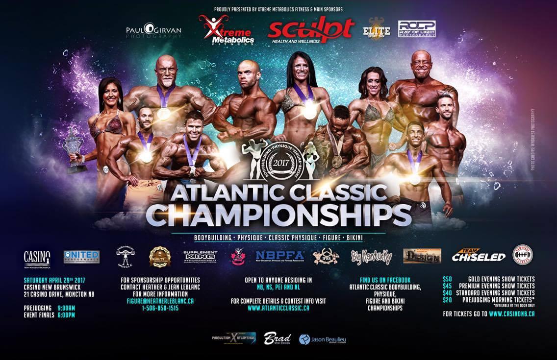 2017 Atlantic Classic Champoinsips